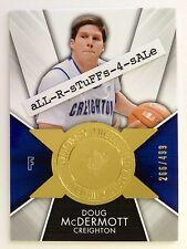 2014-15 UD SPx Finite Rookies DOUG McDERMOTT Creighton RC /499 Chicago Bulls #DM