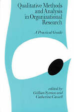 Qualitative Methods and Analysis in Organizational Research: A Practical Guide