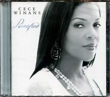 CECE WINANS Purified (CD, 2005, Sony Music) FACTORY SEALED