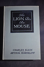 1906 *ILLUSTRATED* The Lion and the Mouse from 'A Story of American Life'