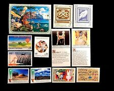 United Nations Vienna complete year 1991 110-124 MNH 15 stamps