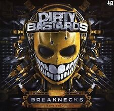 Dirty Bastards - Breaknecks [CD]