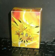 Pokemon Card Deck Case Zapdos _ 2005