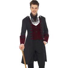 Smiffys Costume Halloween Carnevale da Vampiro Dracula Horror Uomo