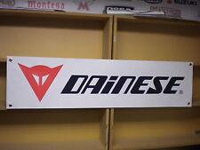 DAINESE MOTO ABBIGLIAMENTO Banner in PVC per negozio al dettaglio, officina ecc.