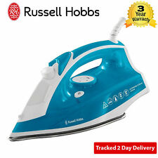 Russell Hobbs 23061 Steamglide 2400W Vertical Steam Iron Stainless same as 21570