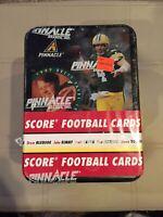 Pinnacle Score NFL Football Cards 150 New In Tin 1997 Brett Favre Quarterback KB