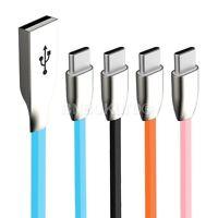 Type C 3.1 USB-C Premium Zinc Alloy Cable Charger Sync lead