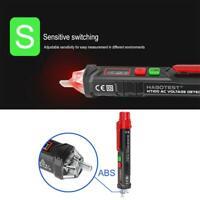 HABOTEST HT100 Non-contact AC 12V-1000V/48V-1000V Voltage Tester Pen Detector