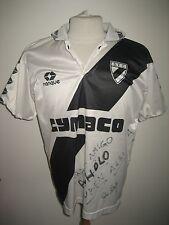 Danubio Uruguay MATCH WORN football shirt soccer jersey trikot camiseta size XL