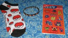 New Pokemon Pokeball & More Gift Lot Authentic Great Items Next Day USA Shipping