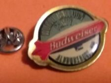 New ListingBudweiser blimp Hot air balloon Pin,S/H combined no additional charge
