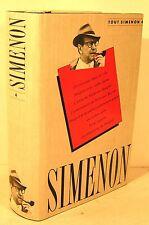 tout SIMENON vol 1 - edition france loisirs 1988 - 860 pages