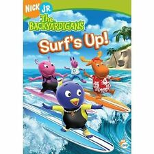 Backyardigans Surf's up 0097368898448 With Naelee Rae DVD Region 1
