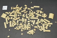200 Lego Tan Pieces Lot Harry Potter Jungle Star Wars Sand Desert Egypt Lot 7