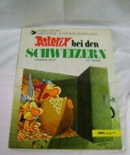 ALBUM ASTERIX BEI DEN SCHWEIZERN  ( en allemand ) 1989
