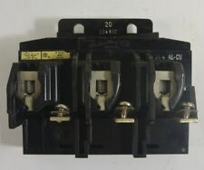 ITE PUSHMATIC P4320 3P 20 AMP CIRCUIT BREAKER - USED