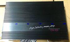 NEW Old School Proton A421 4 Channel Amplifier,RARE,Vintage,NIB,NOS