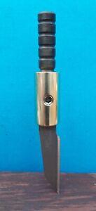 Swan Morton blade holder - Craftsman's Marking Knife - Woodturning Project