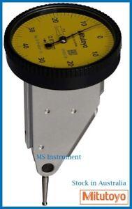 Genuine NEW Mitutoyo 513-454-10E Metric Dial Test Indicator | Australia Stock