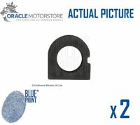 2 x NEW BLUE PRINT FRONT ANTI-ROLL BAR STABILISER BUSH KIT OE QUALITY ADT38091