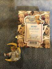 Cherished Teddies Angel With Star Dust 2000 Hanging Ornament 661007-Enesco