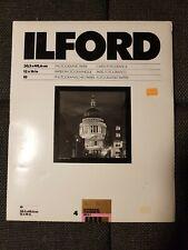 Ilford Photographic Paper Ilfobrom Galerie Fb 30,5 x 40,6