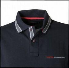 POLO Shirt Formula One 1 Vodafone McLaren Mercedes F1 Team Button NEW 2012 SMALL