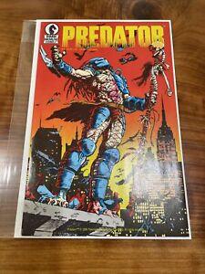 Predator 1 1st Print 1st Appearance Predator 1989 Dark Horse Unread - High Grade