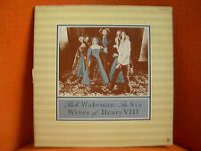 VINYL 33T – RICK WAKEMAN : SIX WIVES OF HENRY VIII – PROG SYNTH – GATEFOLD 1973