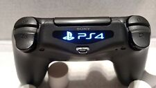 PlayStation 4 PS4 Controller PS4 Logo Custom Led Light Bar Decal Sticker !!!