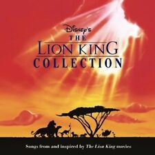 the lion king collection cd ost (soundtrack) Bande originale,