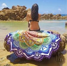 AU SELLER Cotton Tapestry Blanket Bedspread Yoga Shawl Beach Towel sw086-1