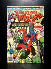 COMICS:Amazing Spiderman #161 (1976), 1st Spidey/Nightcrawler meeting/Jigsaw app