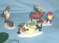 Christmas Accessory Heritage Village Collection Dept. 56 - SANTA'S LITTLE HELPER
