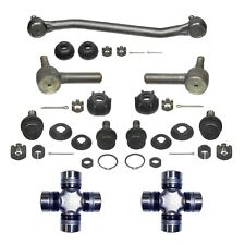 1978-1985 Dodge Ramcharger 4WD Tie Rod Ball Joint Rebuild Kit with Wheel Joints
