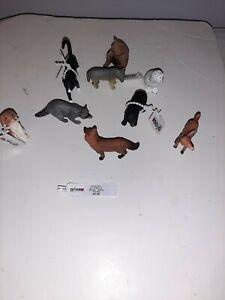 Hobby Lobby Mojo Lot Of Domestic & Wild Animals 2 inch NEW
