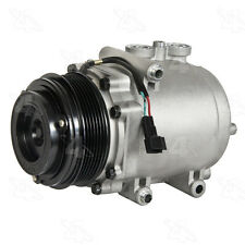 Factory Air 178588 New Compressor And Clutch