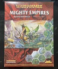 Warhammer Expansion Mighty Empires Machtige Konigreiche Pre-Owned