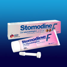 More details for stomodine f antibacterial / soothing gel 30ml for dogs & cats - great price!!