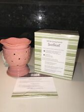 Scentsy Warmer Full Size - RETIRED Sweetheart NEW in Box