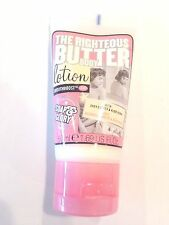Soap & Glory The Righteous Body Butter Lotion Travel Size Mini 1.7 oz / 50ml New