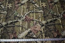 "Mossy Oak Break Up Infinity Twill Cotton Comfort Canvas Hunting Camo Fabric 61""W"