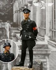 Tanker Craft 1/24 WWII German Gestapo resin figure