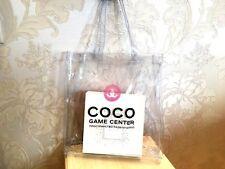 NEW RARE CHANEL «COCO GAME CENTER» SHOPPING/BEACH BAG