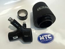MTC MOTORSPORT CITROEN DS3 1. 6 T TUYAU ADMISSION KIT DE FILTRES INDUCTION NOIR