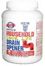 1 Lb. Rooto 100% LYE Sodium Hydroxide