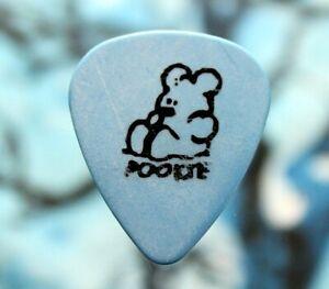 MATCHBOX 20 // Brian Yale Tour Guitar Pick // Blue/Black POOKIE twenty