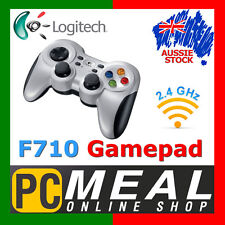 Logitech F710 Wireless Gamepad PC Gaming Controller 2.4GHz Dual Vibration USB