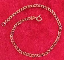 Goldarmband Echt Gold 333 gestempelt 8 Karat Königskette Panzerarmband Juwelier